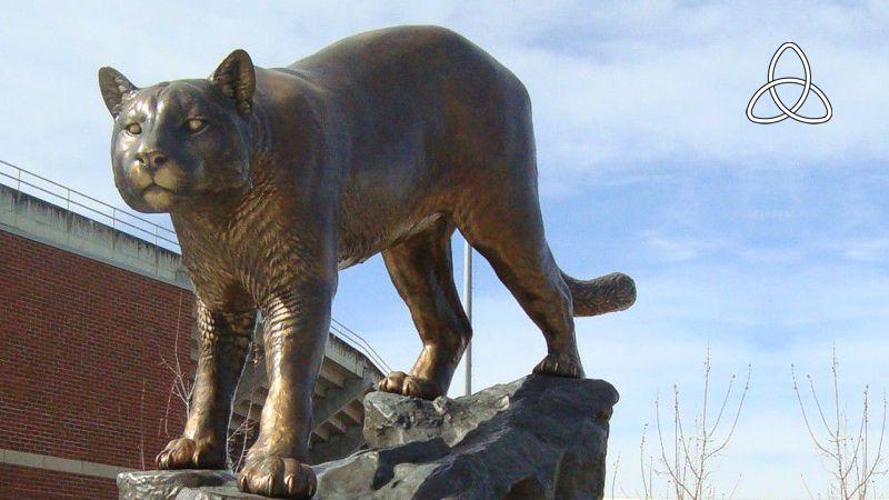 WSU Cougar Sculpture Structural Frame Design – Pullman, WA – Keltic