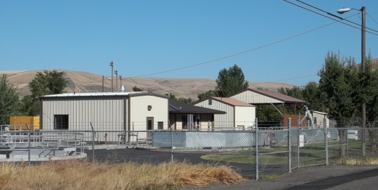 Asotin WWTP Upgrades – Asotin, Washington