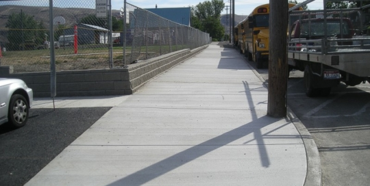 Asotin-Anatone School District - Safe Routes to School Funding