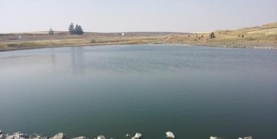 City of Craigmont Lagoon Leakage Reporting