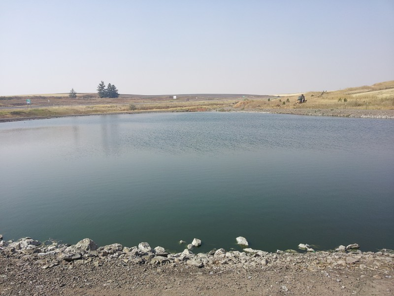 City of Craigmont Lagoon Leakage Reporting