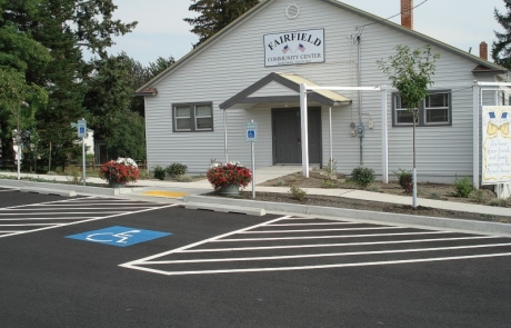 Fairfield Community Center – TIB Sidewalk Program
