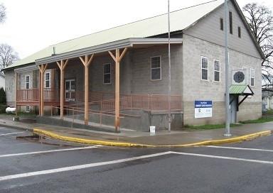 Kamiah Legion Hall Improvements – Kamiah, Idaho