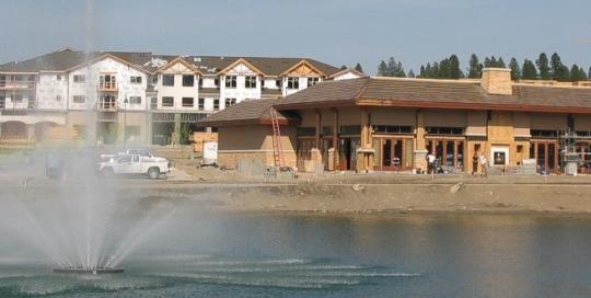 Riverstone Development - Coeur d'Alene, Idaho