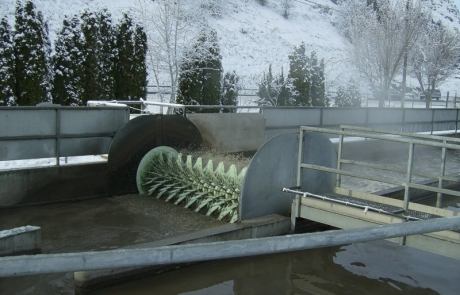 Asotin WWTP Screw Pump SEPA – Asotin, Washington