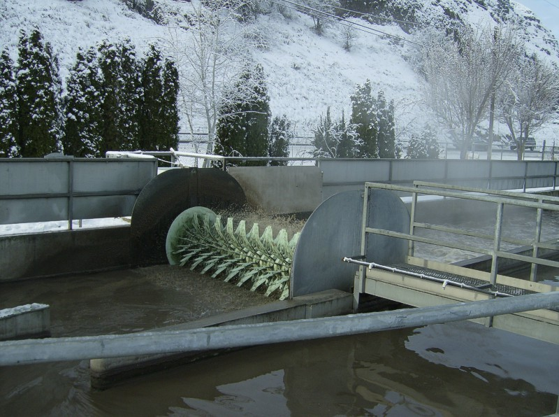 Asotin WWTP Screw Pump SEPA – Asotin, Washington