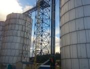 Joel, ID Grain Elelvator Structural Project - Primeland CHS