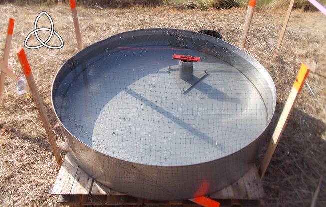 Moose Creek Association Lagoon Seepage Testing – Troy, ID