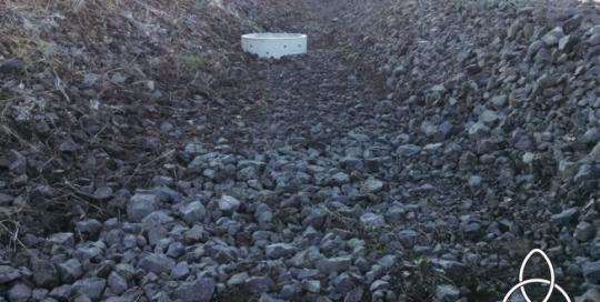 Petco Stormdrainage Pond, Nez Perce Plaza – Lewiston, ID