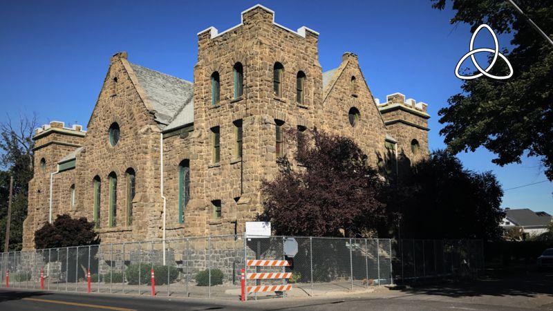 First Indian Presbyterian Church Kamiah Id Keltic